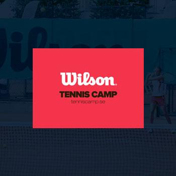 Wilson Tenniscamp Båstad