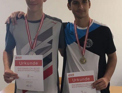 Österreichische Hallen Meisterschaften U16 in Seefeld
