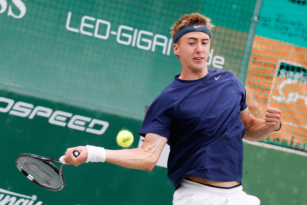 Bastian Trinker - ITF Future Seefeld