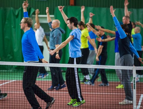 Stockholm: Kings of Tennis Coaches Conference & Education