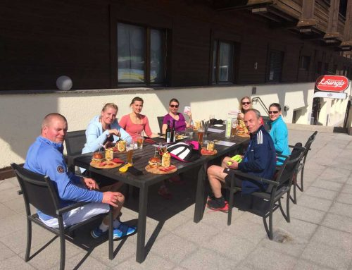 Tennis & Skicamp in Seefeld in Tirol