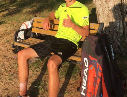 Sandro Kopp holt ersten ATP Punkt