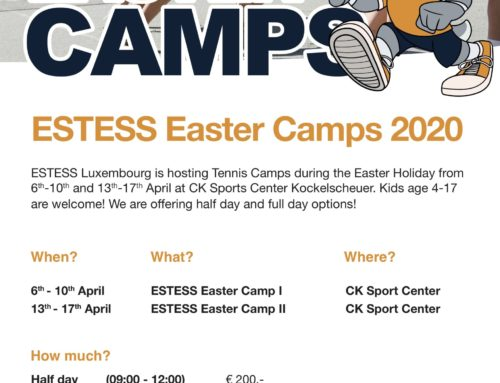 Easter Camps Luxembourg 2020